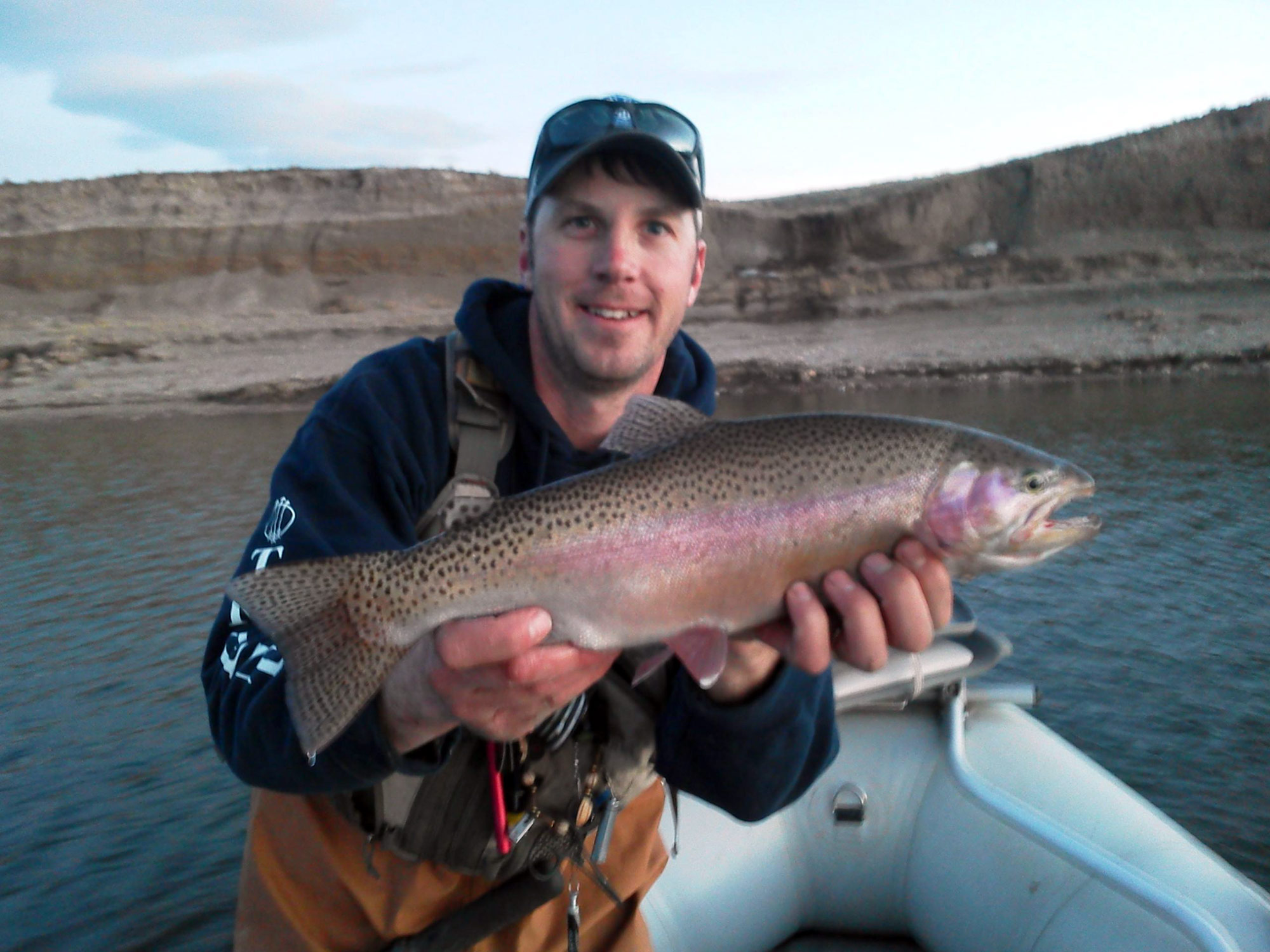 Wyoming fishing and hunting licenses four seasons anglers for Hunting fishing license