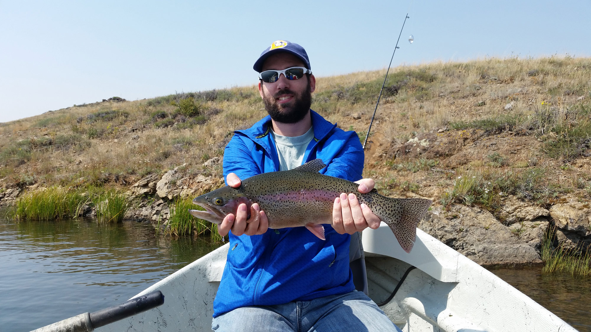 Miracle mile fishing report four seasons anglers for North platte fishing report