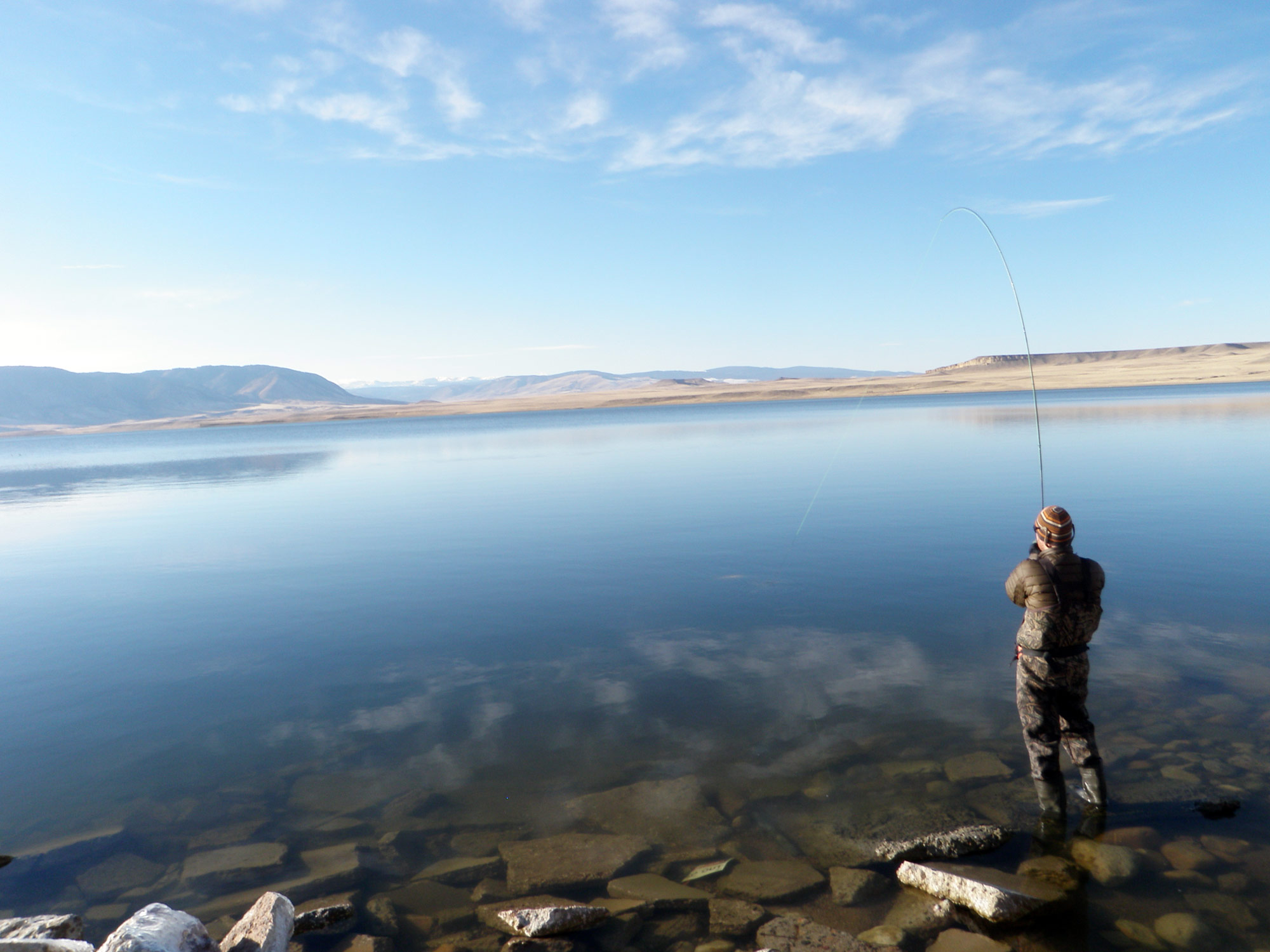 Big laramie river fishing pictures to pin on pinterest for Tarryall reservoir fishing report